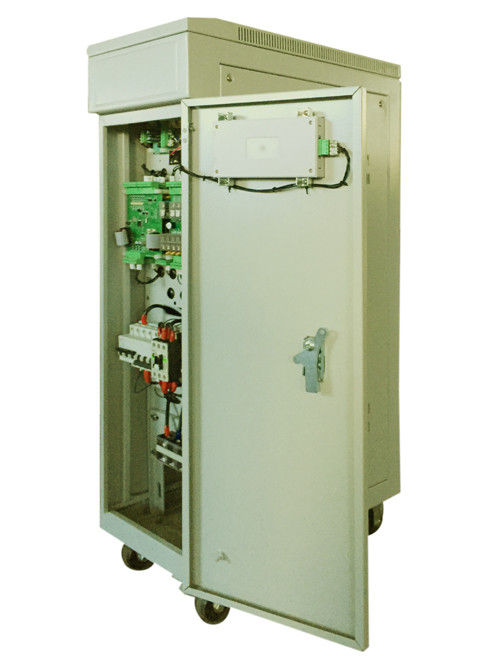 45KVA Three Phase Automatic Voltage Regulator Medium Voltage 50Hz / 60Hz IP20