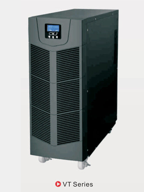 Double Conversion Uninterruptible Power Supply Single / Three Phase UPS System
