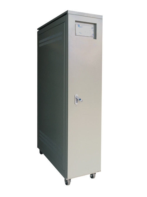 Super Low Voltage 30KVA 380V Three Phase Voltage Stabilizer 50Hz  / 60Hz